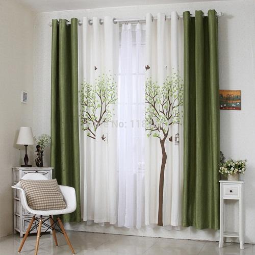 Korean Drawing Room Curtain