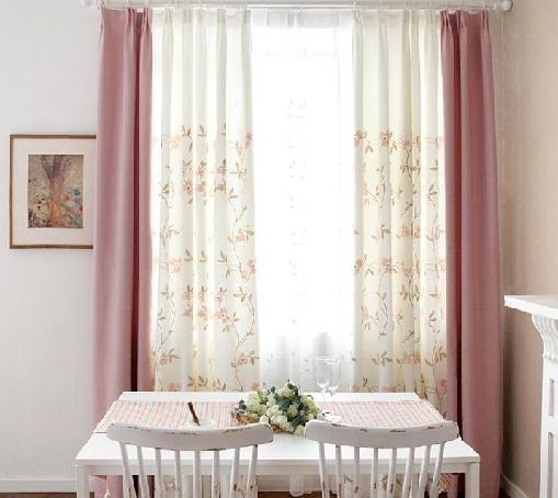 Modern Drawing Room Curtain