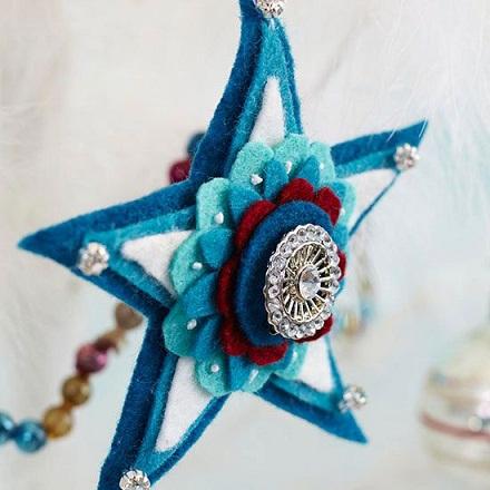 Ornamental Star Crafts