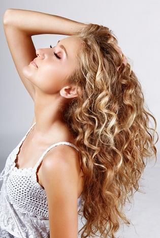 tips for permed hair