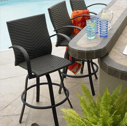 Patio Bar Chair