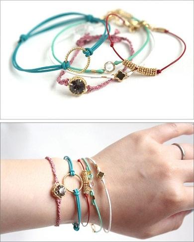 Handmade Bracelet Craft
