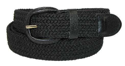 mens-elastic-braided-belt
