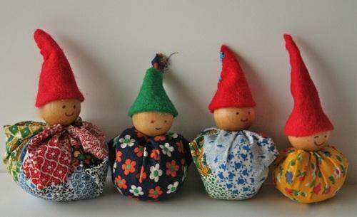 Christmas Fabric Craft