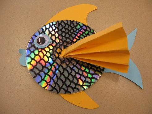 Kids' Delightful Fish Crafts