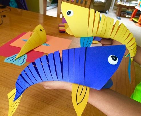 Unique Design Fish Crafts
