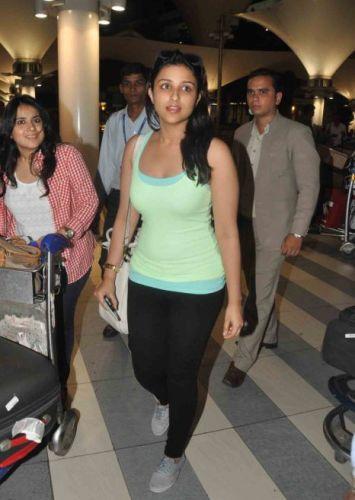 Parineeti Chopra without makeup 4