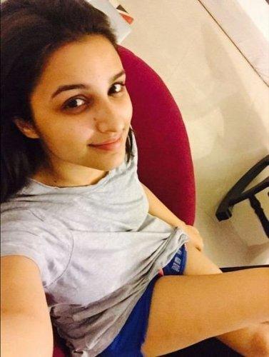 Parineeti Chopra without makeup 8