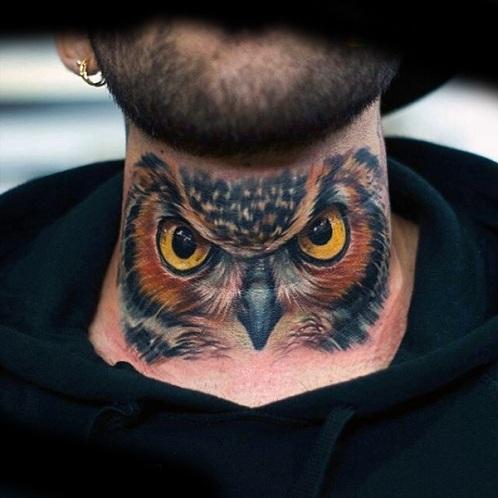 Insight Badass Tattoo Design