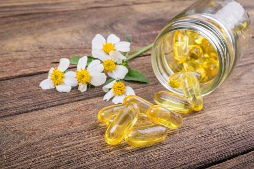 Vitamin E Oil Capsules