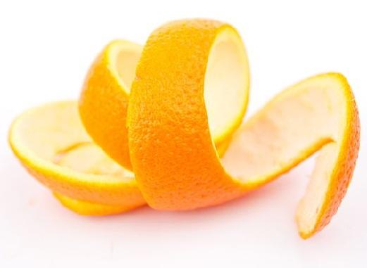 orange peel and lemon for dandruff