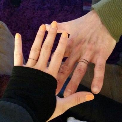 Unique Wedding Ring Tattoo Designs