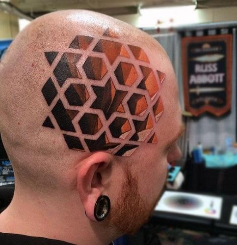 Vacuum Illusion Tattoo Designs