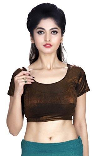 Readymade Roundneck Satin blouse -22
