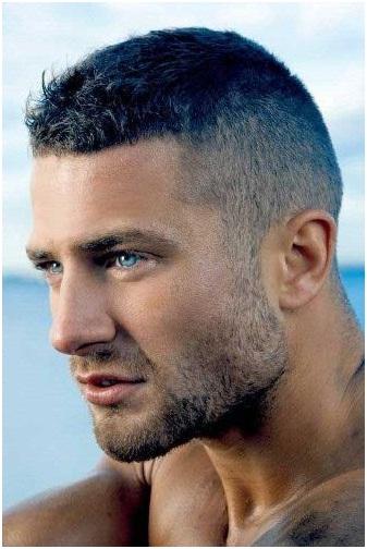 Fade Hair Cut for Men