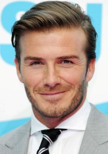 Classic Beckham Hairstyle