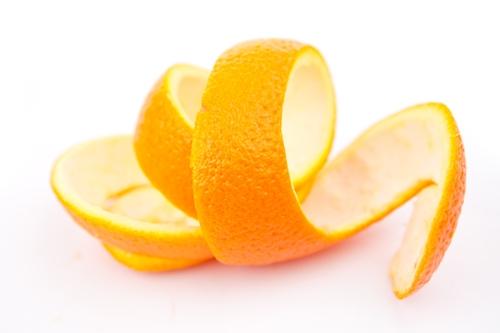 Acne Vulgaris - Treatments At Home-Orange Peel