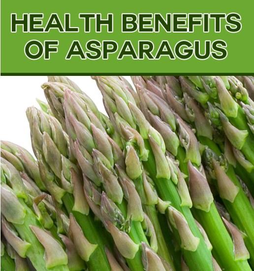 Asparagus – Benefits For Health