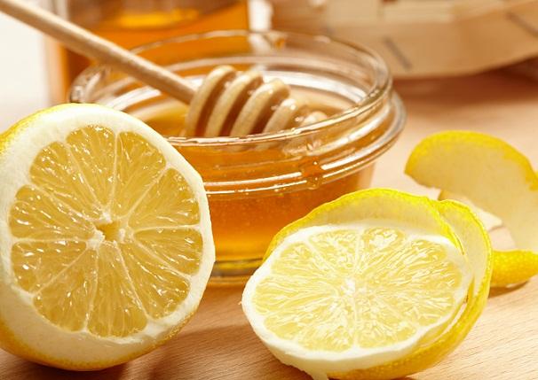 Honey and Lemon Ayurvedic Treatment for Pimples