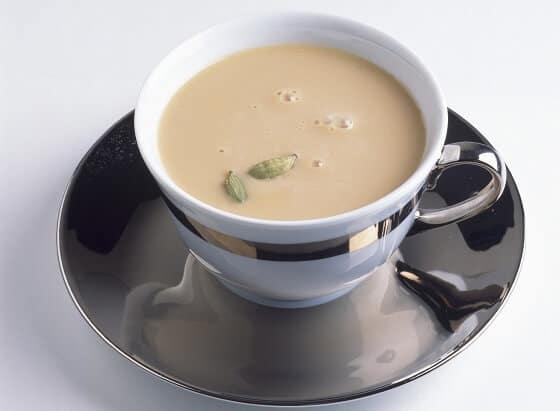 cardamom tea