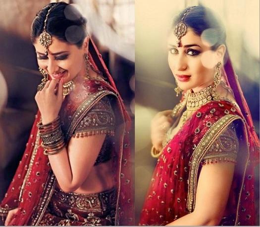 Beautiful Kareena Kapoor Khan in Saree – 20 Recent Pics