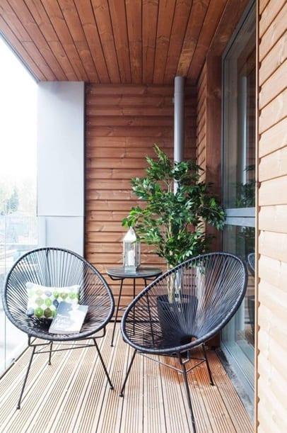 Best Balcony Ceiling Design