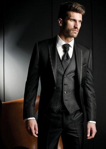Black Blazer for Wedding