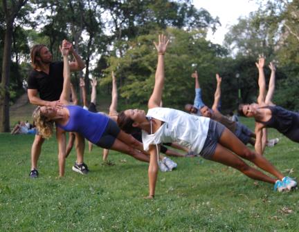 Boot Camp Workout Benefits