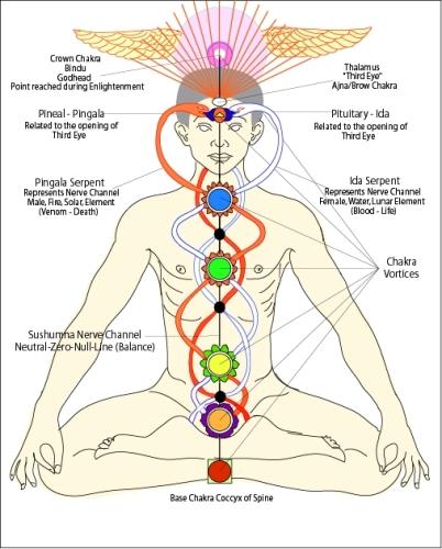 Chakra Meditation Techniques