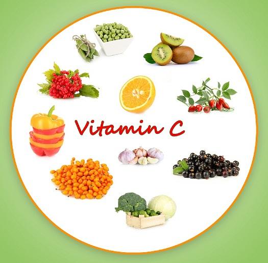Vitamins C Foods