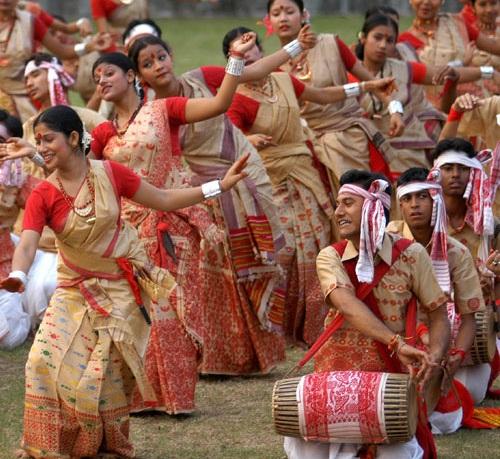 Culture and Festivals of Assam