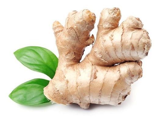 Ginger to Reduce Dandruff: