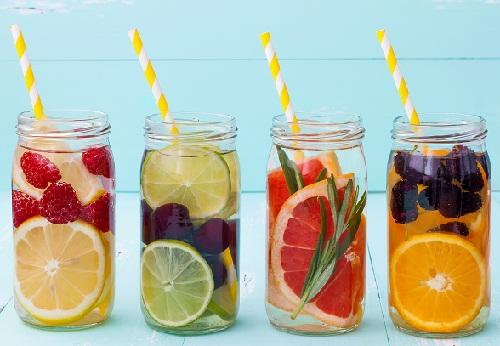Diet Chart to Get Slim - Detox Drink