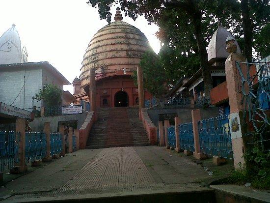 Navagraha Temple In Guwahati, Assam