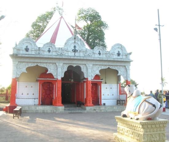 Maha Bhairav Temple in Tezpur, Assam