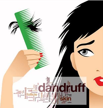 Does Dandruff Cause Hair Fall?