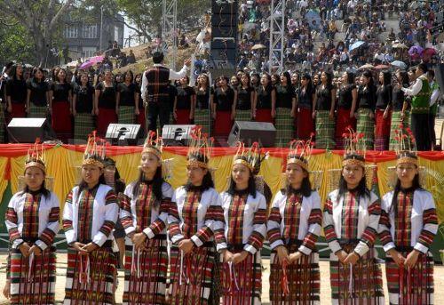 Famous Mizoram Festivals and Culture
