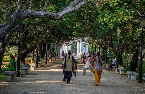 parks-in-pondicherry-bharathi-park