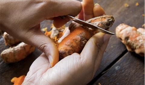 fatty liver disease diet plan add turmeric