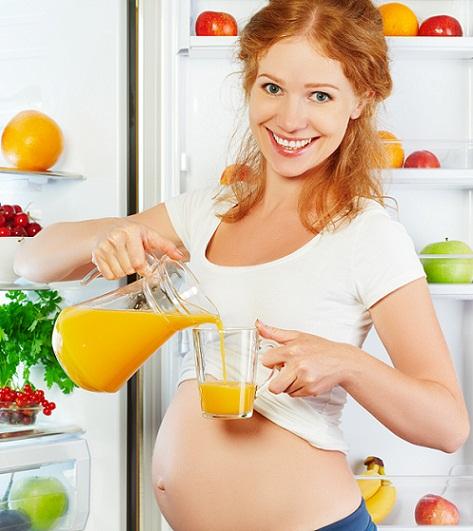 9th Moth Pregnancy Diet