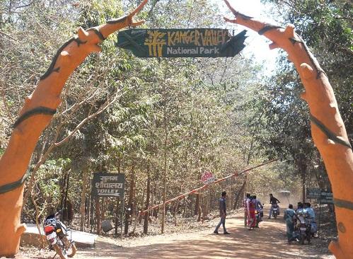 Kanger Ghati National Park