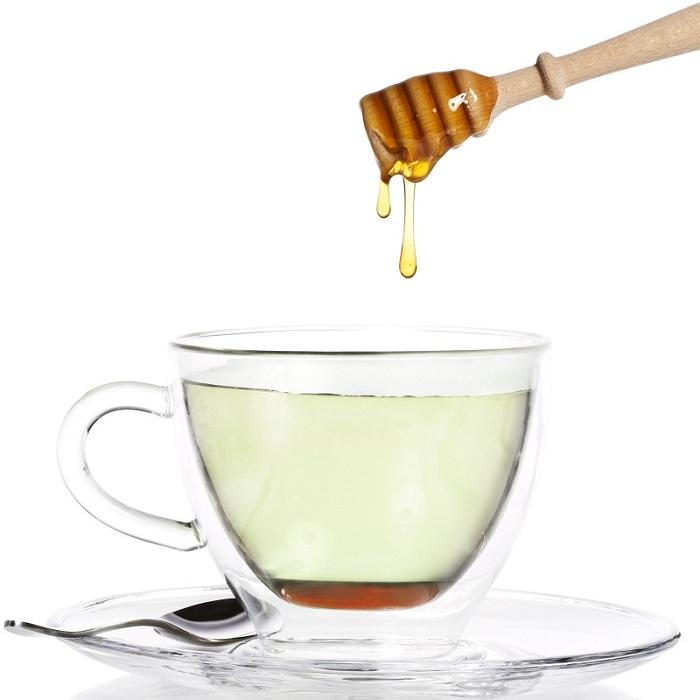 green tea with honey benefits