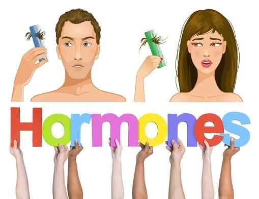 hair loss due to hormonal imbalance