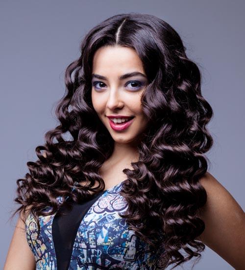 Deep Wavy Curls for Black Hair