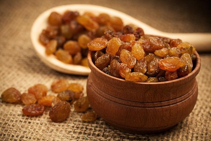 Health Benefits By Using Raisins (Kishmish) During Pregnancy