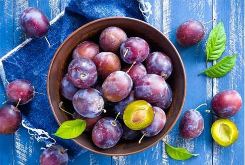 plum during pregnancy