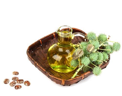 Home Remedies for Black Spots - Castor Oil
