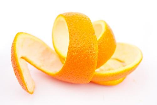 Home Remedies for Black Spots - Dry Orange Peel Powder