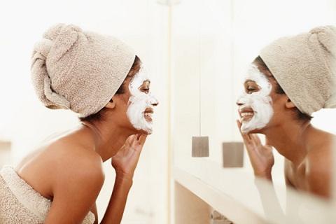 how to do facial at home