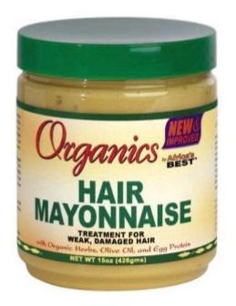 Mayonnaise Treatment To Get Shiny Hair Naturally